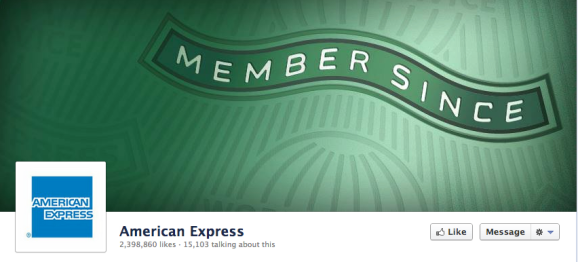 american express facebook cover photo