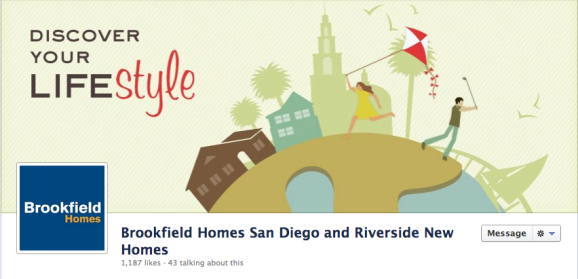 brookfield homes facebook cover photo