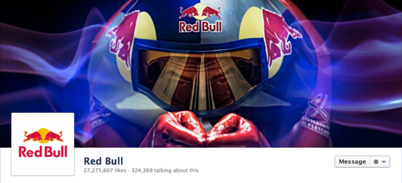 redbull facebook cover photo