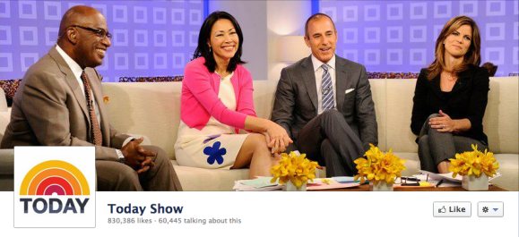 the today show facebook cover photo